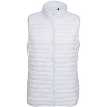 Abbigliamento Uomo Piumini 2786 Fineline Bianco