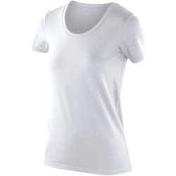 Abbigliamento Donna T-shirt maniche corte Spiro S280F Bianco