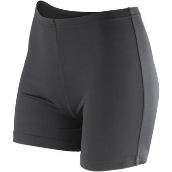 Abbigliamento Donna Shorts / Bermuda Spiro S283F Nero
