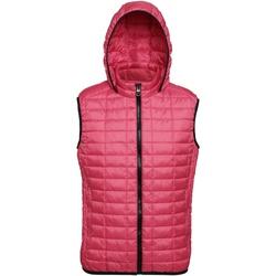Abbigliamento Uomo Piumini 2786 Honeycomb Rosso