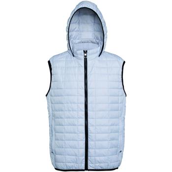Abbigliamento Uomo Piumini 2786 Honeycomb Bianco