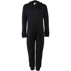 Abbigliamento Unisex bambino Tuta jumpsuit / Salopette Skinni Fit Minni Nero