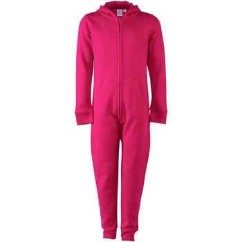 Abbigliamento Unisex bambino Tuta jumpsuit / Salopette Skinni Fit Minni Fucsia