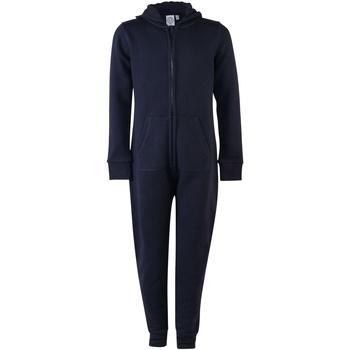 Abbigliamento Unisex bambino Tuta jumpsuit / Salopette Skinni Fit Minni Blu navy