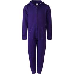 Abbigliamento Unisex bambino Tuta jumpsuit / Salopette Skinni Fit Minni Viola