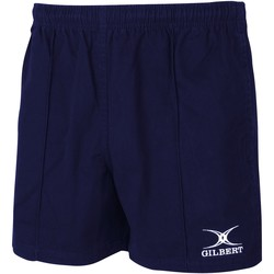 Abbigliamento Unisex bambino Shorts / Bermuda Gilbert GI02J Blu navy