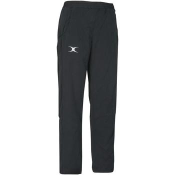 Abbigliamento Unisex bambino Pantaloni da tuta Gilbert GI05J Nero