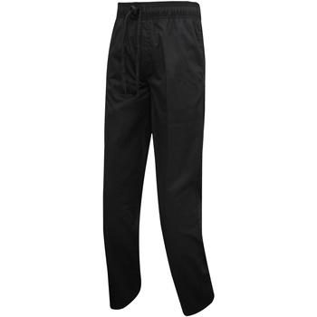 Abbigliamento Uomo Pantaloni da tuta Premier PR554 Nero