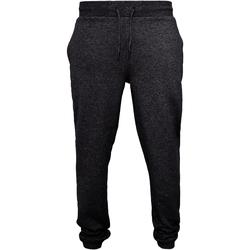 Abbigliamento Uomo Pantaloni da tuta Build Your Brand BY014 Nero