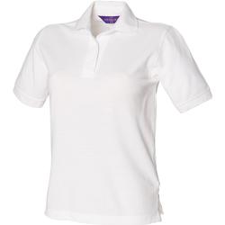 Abbigliamento Donna Polo maniche corte Henbury HB401 Bianco