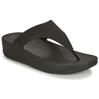 Scarpe Donna Infradito FitFlop LULU SHIMMERLUX Nero