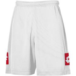 Abbigliamento Uomo Shorts / Bermuda Lotto LT009 Bianco