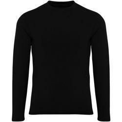 Abbigliamento Bambino T-shirts a maniche lunghe Tridri TR16B Nero