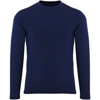 Abbigliamento Bambino T-shirts a maniche lunghe Tridri TR16B Blu navy