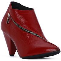 Scarpe Donna Tronchetti Juice Shoes ROSSO NAPLAK Rosso