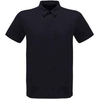 Abbigliamento Uomo Polo maniche corte Regatta  Blu navy