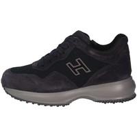 Scarpe Unisex bambino Sneakers basse Hogan HXC00N0V310IBH123L Sneakers Bambino Blu Blu