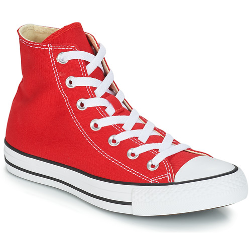 Scarpe Sneakers alte Converse CHUCK TAYLOR ALL STAR CORE HI Rosso