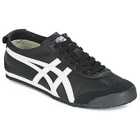 Scarpe Sneakers basse Onitsuka Tiger MEXICO 66 LEATHER Nero / Bianco