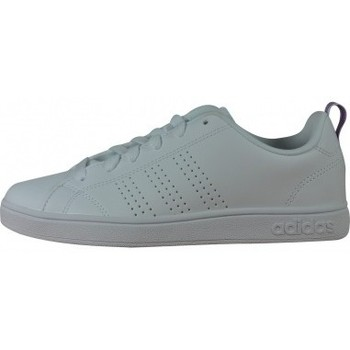 Scarpe Donna Multisport adidas Originals VS ADVANTAGE CL W FTWR SHOCK PURPLE bianco