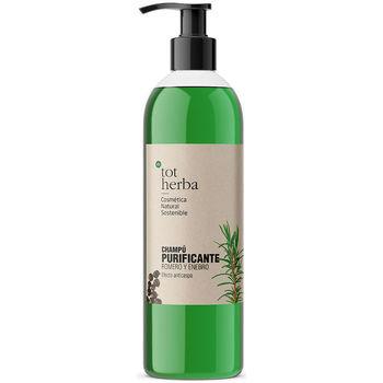Bellezza Shampoo Tot Herba Champú Purificante Romero Y Enebro  500 ml