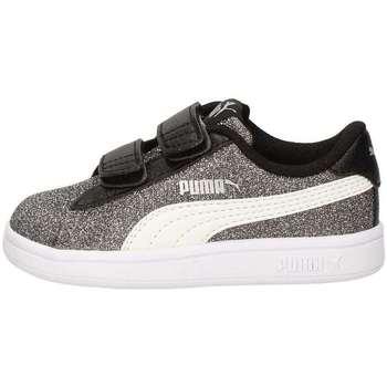 Scarpe Bambina Sneakers basse Puma 367380-04 NERO