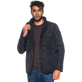 Abbigliamento Uomo giacca a vento Peuterey BENSON_OXF-PEU2941NER Nero