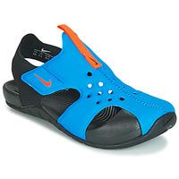 Scarpe Unisex bambino Sandali Nike SUNRAY PROTECT 2 PS Nero / Blu