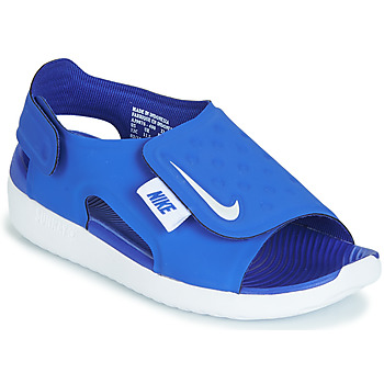 Scarpe Bambino Sandali Nike SUNRAY ADJUST 5 Blu