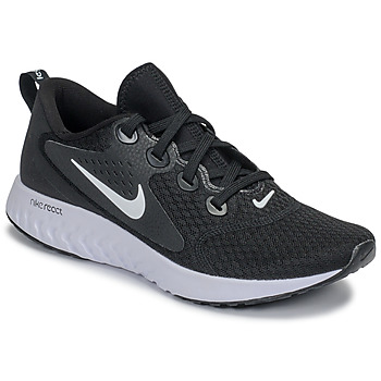 Scarpe Donna Running / Trail Nike REBEL REACT Nero / Bianco