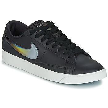 Scarpe Donna Sneakers basse Nike BLAZER LOW LX W Nero / Argento